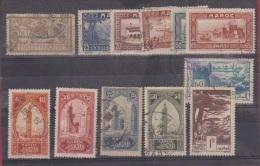 MAROC //   Lot De Timbres Anciens - Maroc (1956-...)