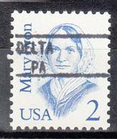 USA Precancel Vorausentwertung Preo, Locals Pennsylvania, Delta 895 - Préoblitérés