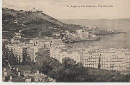 CPA -  ALGER - BAB EL OUED - VUE GÉNÉRALE - 19 - - Algiers