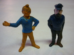 TINTIN & Capitaine HADDOCK De 1973 - Tintin