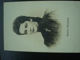 Kaiserin ELISABETH Vor 1906 - Non Classés