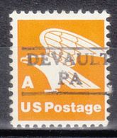 USA Precancel Vorausentwertung Preo, Locals Pennsylvania, Devault 872 - Vereinigte Staaten
