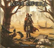 LOST OPERA - Hidden Sides - CD - METAL MELODIQUE - Hard Rock & Metal