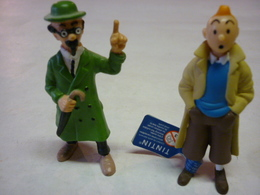 TINTIN & Tryphon TOURNESOL - Tintin