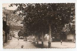 04 Volx, Place Et Grand Rue. Carte Inédite (633) - Other Municipalities