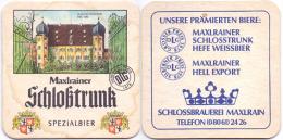 #D201-235 Viltje Maxlrain - Bierdeckel