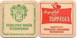 #D201-254 ViltjeSchloss-Bräu Schwendi - Sous-bocks