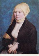 Cartolina RITRATTO DI UNA GIOVANE DONNA - PORTRAIT OF A YOUNG WOMAN - PERFETTA P24 - Peintures & Tableaux