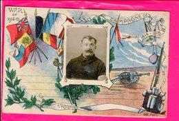Cpa  Carte Postale Ancienne  - Campagne De 1914 1915 - Guerre 1914-18