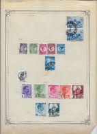 Roumanie - Collection Vendue Page Par Page - Timbres Oblitérés / Neufs * - B/TB - Rumania
