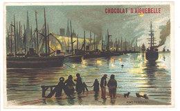 Chromo Chocolat Aiguebelle : Port D' Amsterdam - Aiguebelle