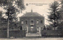 Minderhout (Hoogstraten) - Villa Mathieu - Hoogstraten