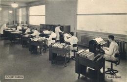 GOULET TURPIN  Un Bureau De Comptabilité Machines A écrire - Métiers