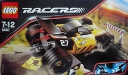 LEGO RACERS 8490 Dans Sa Boite D'origine - Lego System