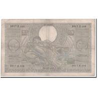 Billet, Belgique, 100 Francs-20 Belgas, 1935, 1935-10-07, KM:107, TB - [ 2] 1831-... : Belgian Kingdom