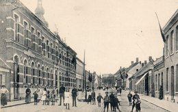 Hoogstraten - Gelmelstraat Geanimeerde Kaart - Hoogstraten