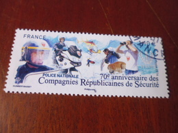 OBLITERATION CHOISIE  SUR TIMBRE    YVERT N° 4922 - France
