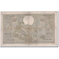 Billet, Belgique, 100 Francs-20 Belgas, 1934, 1934-03-29, KM:107, TB - [ 2] 1831-... : Regno Del Belgio
