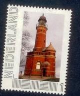 Nederland 2018-2  Vuurtoren Leuchturm Lighthouse Holtenau Duitsland   Postfris/mnh/sans Charniere - Periode 1980-... (Beatrix)