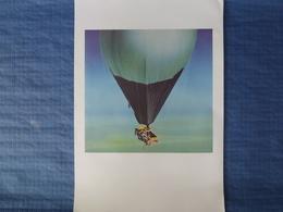 Lithographie De Gerard Gantois - 1983 - 61 X 42 Cm - Lithographies