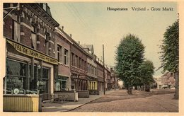 Hoogstraten (Kleurkaart) - Vrijheid - Grote Markt - Hotel De Tram - Hoogstraten