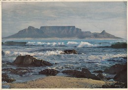 11881-TABLE MOUNTAIN FROM BLOUBERGSTRAND-SOUTH AFRICA-FG - Sud Africa