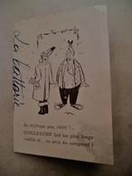 Kalender  1951    Chez GUILLEAUME   SERAING - Petit Format : 1941-60