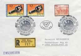 7298  Congrès Européen De La Radiologie, 1991: Env. 1er Jour D'Autriche -  Radiology, Medicine, Physics, Europe - Medicine