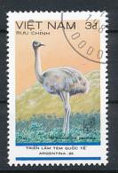Viêt Nam (1985) : Oiseaux, Pterocnemia Pennata, Nandou De Darwin, Autruche - Autruches