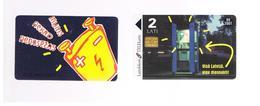 LETTONIA (LATVIA) -        2000 BATTERIES       -  USED - RIF. 10599 - Latvia
