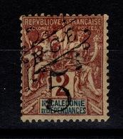 Nouvelle Calédonie - YV 54 Type Groupe N* Cote 30 Euros - Nouvelle-Calédonie
