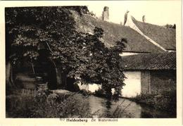 10 CPA  Huldenberg   Watermolen   Kasteel De Limburg-Stirum   Zicht Op Het Dorp  Vijvers St Rochus Kapel - Huldenberg