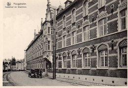 Hoogstraten / Kostschool Der Ursulinnen - Met Oude Auto - Hoogstraten