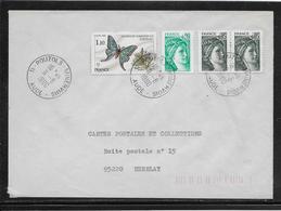 France - Lettre - Briefe U. Dokumente