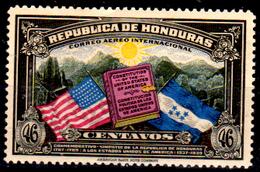 Honduras-0042 - Posta Aerea 1937 (+) LH - - Honduras
