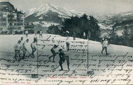 HOCKEY(LEYSIN) - Sports D'hiver