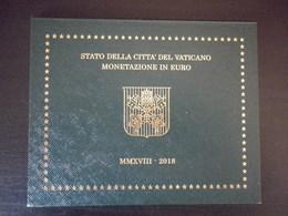 Vaticano 2018 Serie Divisionale FDC - Vaticano