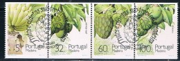Portugal, Madeira, 1990, # 1947A/50A, Used - 1910-... Republiek