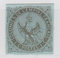 FRANCE  COLONIES EMISSIONS GENERALES  YT N° 1 (*) - Aigle Impérial
