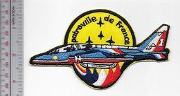 Aerobatic France French Air Force FAF Patrouille De France Demonstration Team (4) - Ecussons Tissu