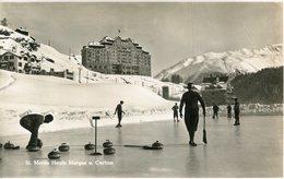 CURLING(SAINT MORITZ) - Sports D'hiver