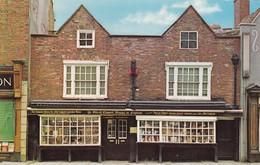 Postcard The Oldest Chemist Shop In England Knaresborough Yorkshire My Ref  B12024 - Shops