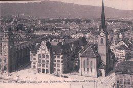 Zürich, Fraumünster (3685) - ZH Zurich