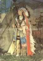 72040368 Indianer Native American Dakota-Haeuptling Karl-May-Museum Radebeul Ind - Cartes Postales