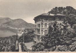 RUTA DI CAMOGLI - IL FABBRICATO PRINCIPALE IST. MARE MONTE AUTENTICA 100% - Genova (Genoa)