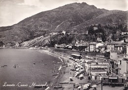 LEVANTO - CASINO MUNICIPALE VG AUTENTICA 100% - La Spezia