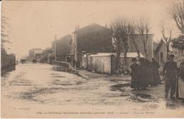 Créteil- Rue Des Mèches (banlieue Parisienne Innondée) - Creteil