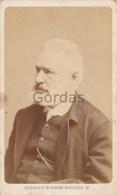 Victor Hugo - Photo Bacard - 60x100mm - Anciennes (Av. 1900)