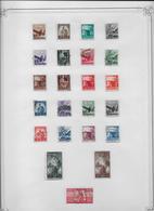Italie - Collection Vendue Page Par Page - Timbres Neufs * (avec Charnière) / Oblitérés - Qualité B/TB - Lotti E Collezioni