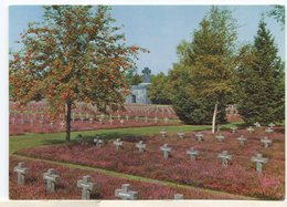 Lommel - Deutscher Soldatenfriedhof - Motiv 4 - Lommel